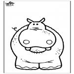 Dyre-malesider - Hippo 3
