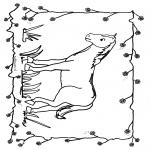 Dyre-malesider - Horse 1