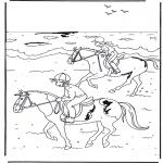 Dyre-malesider - Horseriding 2