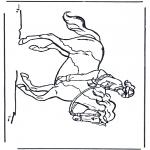 Dyre-malesider - Horseriding 3
