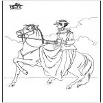 Dyre-malesider - Horseriding 6