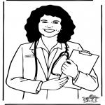 Diverse - Hospital doctor
