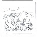 Sjove figurer - Ice Age 9