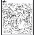 Bibel-malesider - Jacob biblecoloring