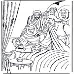 Bibel-malesider - Jairus' daughter 1