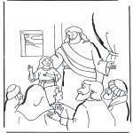 Bibel-malesider - Jairus' daughter 2
