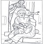 Bibel-malesider - Jairus' daughter 3