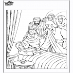 Bibel-malesider - Jairus' daughter 4