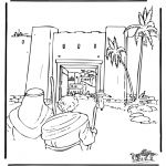 Bibel-malesider - Jerusalem