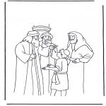 Bibel-malesider - Jesus at 12