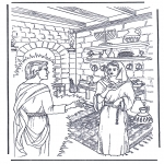 Bibel-malesider - Jesus baptisted 2