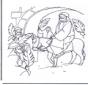 Jesus entry into Jerusalem 4