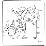 Bibel-malesider - Jesus has risen