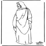 Bibel-malesider - Jesus
