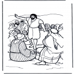 Bibel-malesider - John the baptist