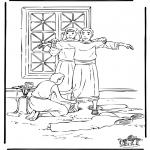 Bibel-malesider - Joseph in Egypt