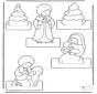 Kerststal maken 2