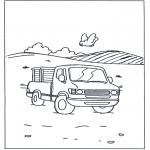 Diverse - Kleine vrachtauto