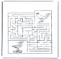Labyrinth birds