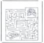 Labyrinth girl