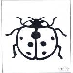 Dyre-malesider - Ladybird 1
