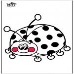 Dyre-malesider - Ladybird 3