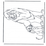 Dyre-malesider - Lions 5