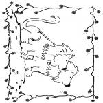 Dyre-malesider - Lions 6