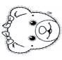 Little bear mask