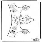 Håndarbejde - Little crown 2