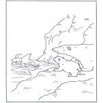 Børne-malesider - Little Polar Bear 10