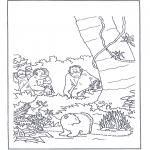 Børne-malesider - Little Polar Bear 9