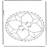 Sy-kort - Mandala 27