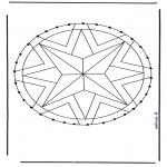 Sy-kort - Mandala 28