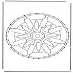 Sy-kort - Mandala 32