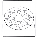 Sy-kort - Mandala 33
