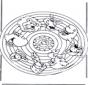 Mandala animals 2
