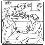 Bibel-malesider - Mary and Martha 2