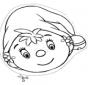 Mask little elf