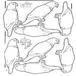 Håndarbejde - Mobile parakeet