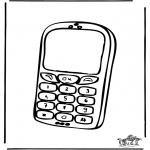 Diverse - Mobile Phone 3