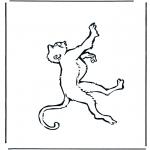 Dyre-malesider - Monkey 1