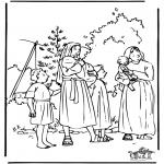 Bibel-malesider - Moses 1