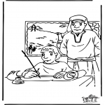 Bibel-malesider - Moses 3