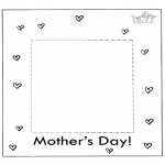 Tema-malesider - Mothers day fotoframe