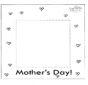Mothers day fotoframe