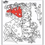 Diverse - Mushroom 2
