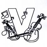 Diverse - Music alphabet V