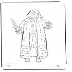Sjove figurer - Narnia 2