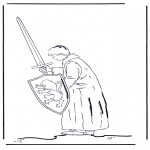 Sjove figurer - Narnia 4